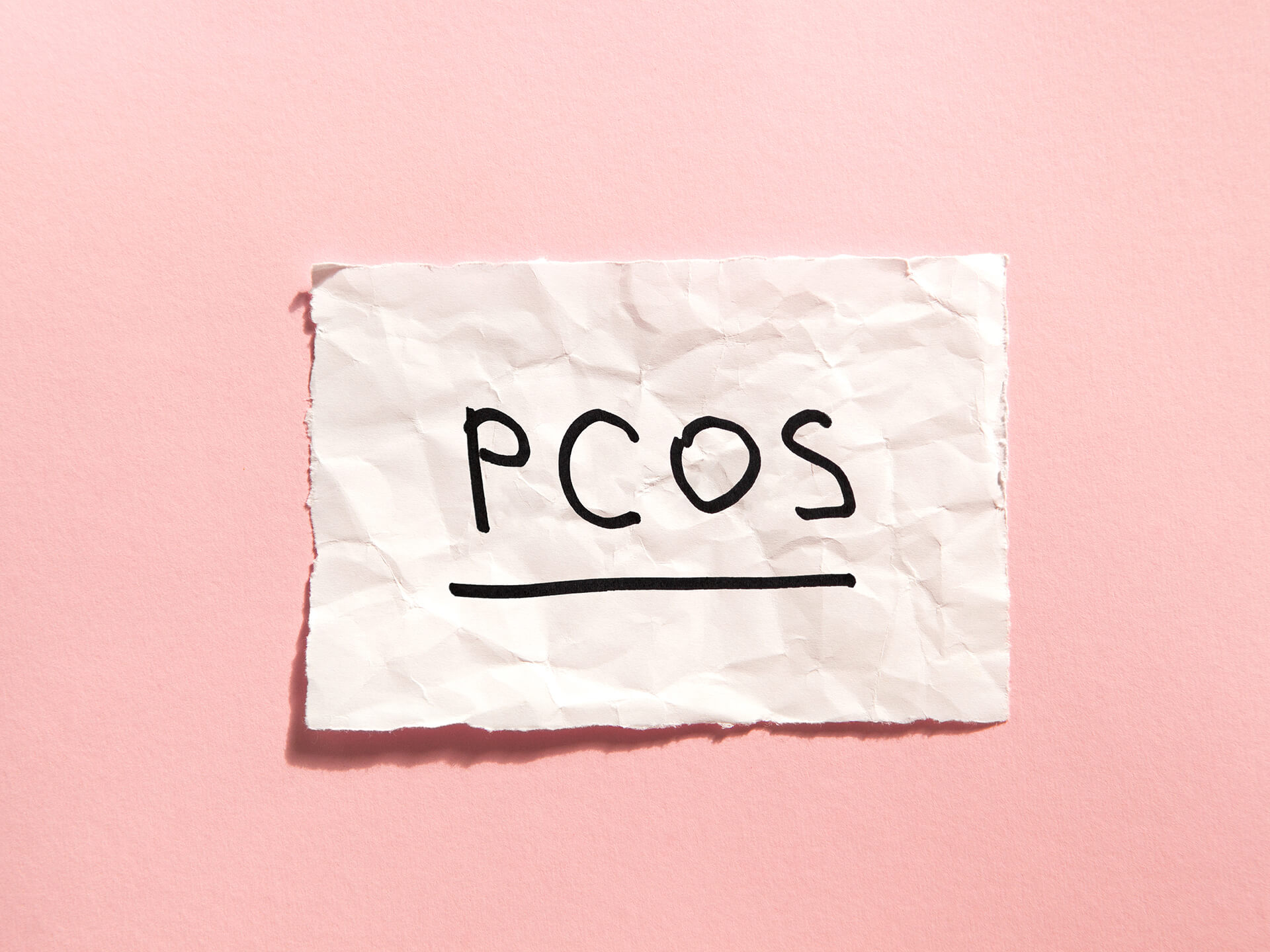 late period PCOS
